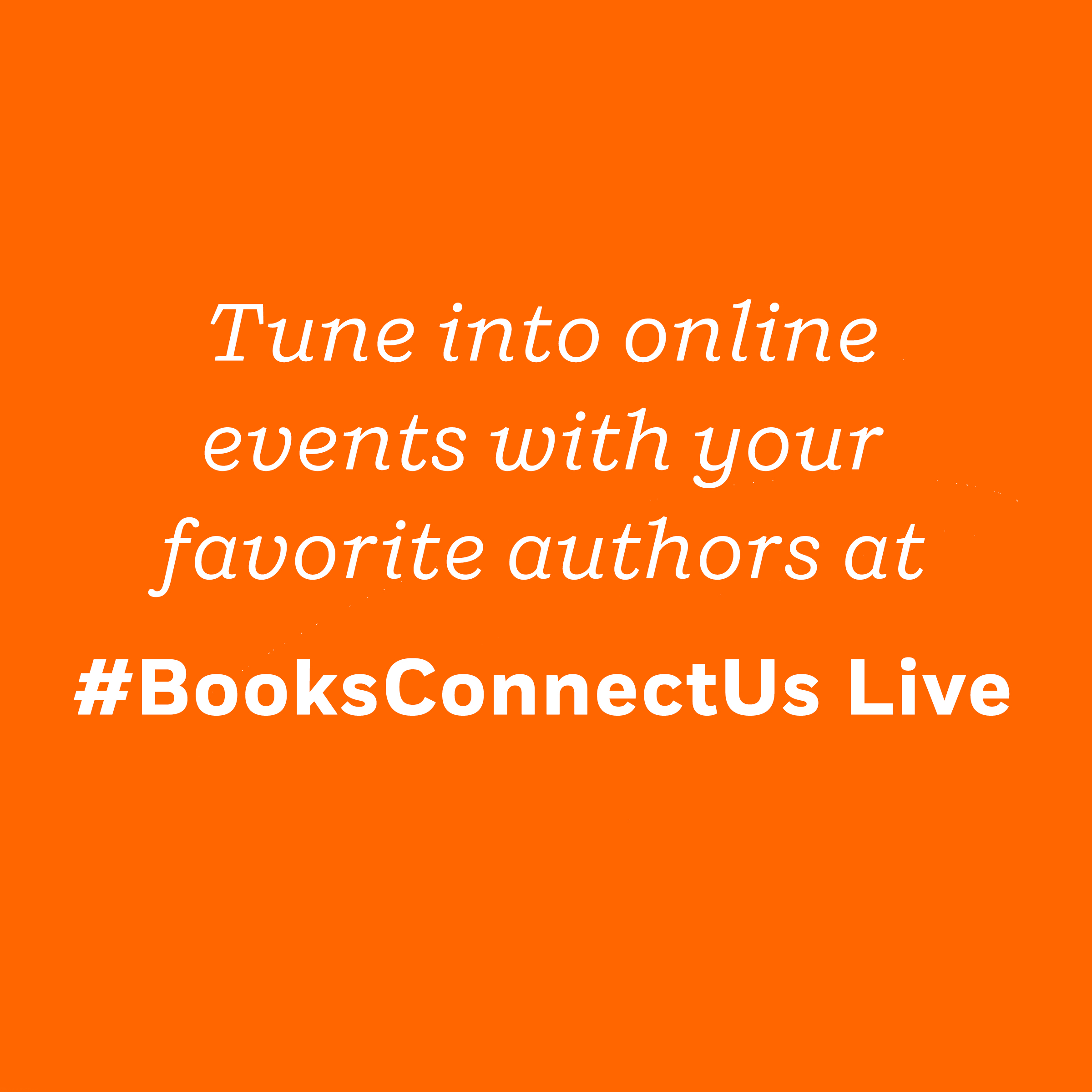 Books Connect Us