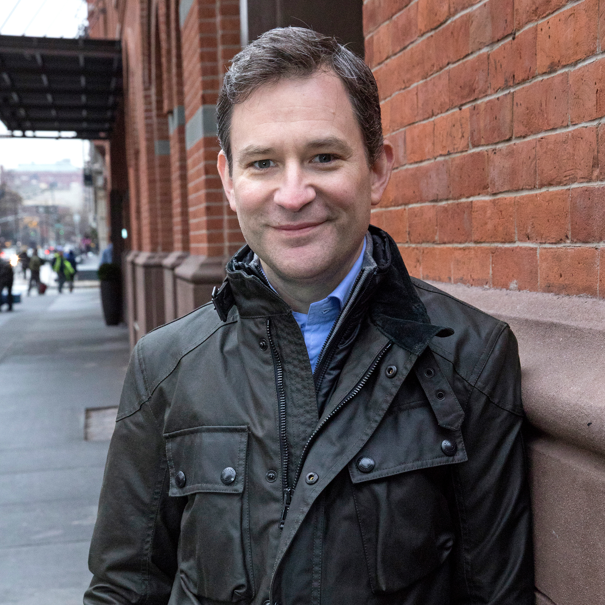 Interview with Dan Harris