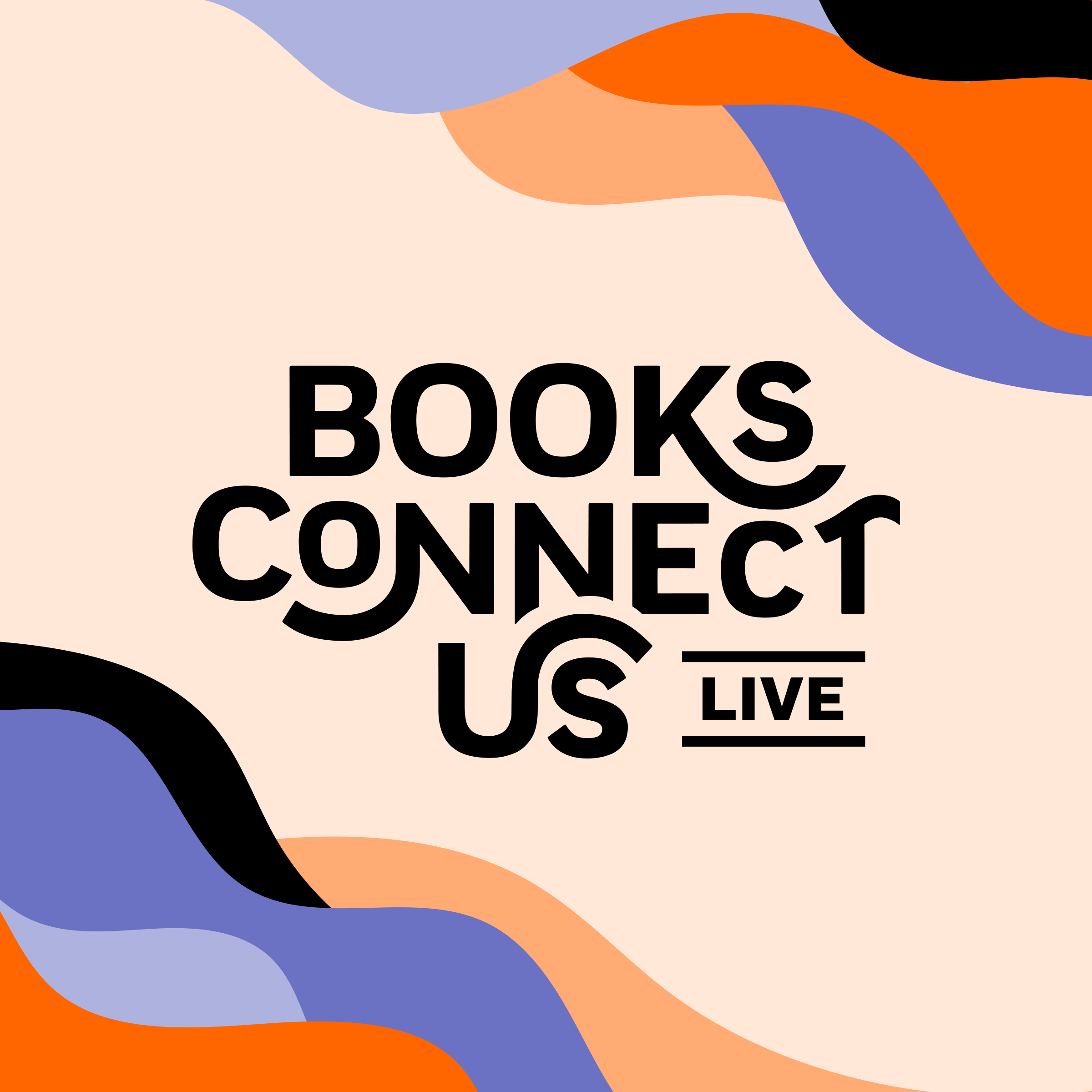 Books Connect Us Live 6/29-7/12