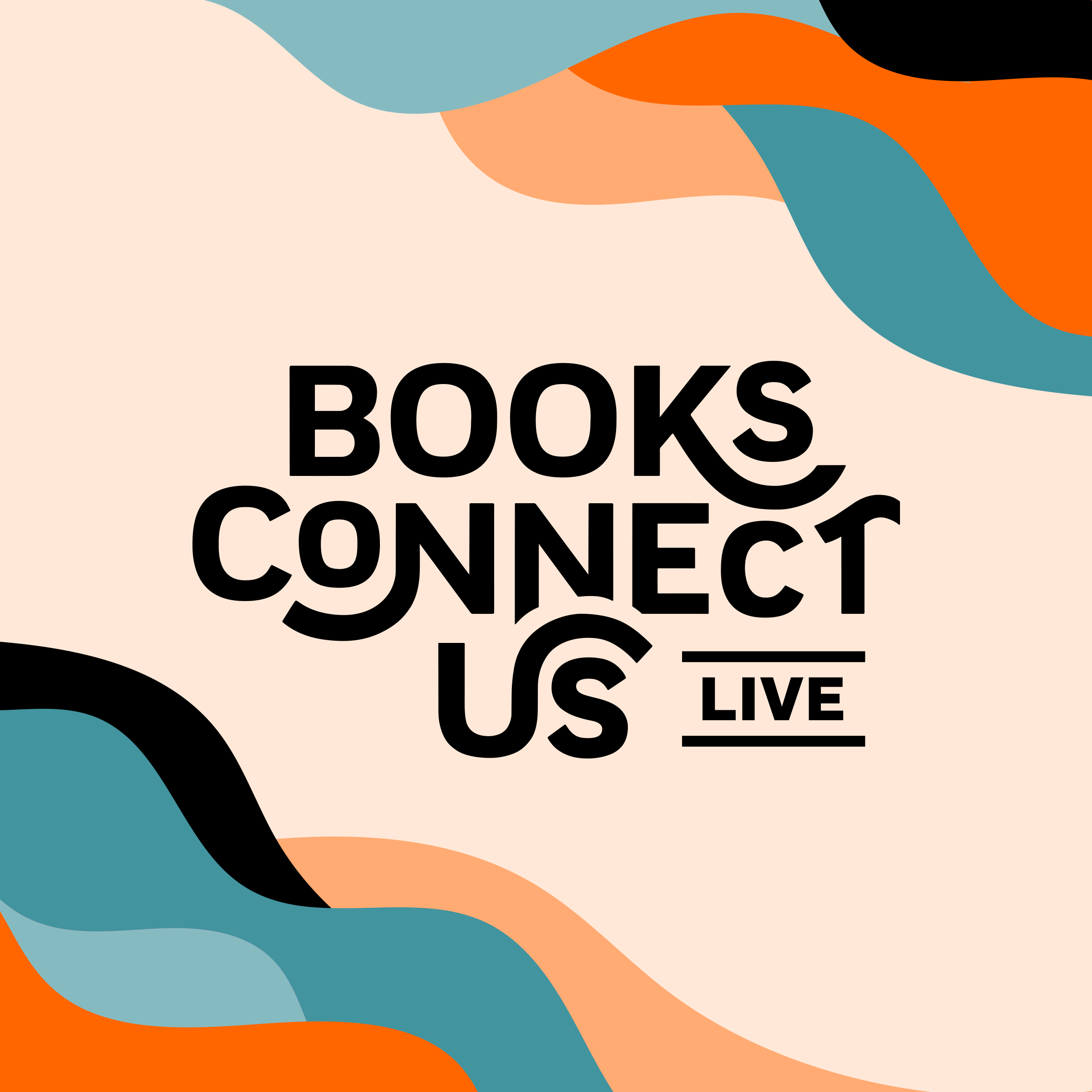 Books Connect Us Live 4/20-5/3