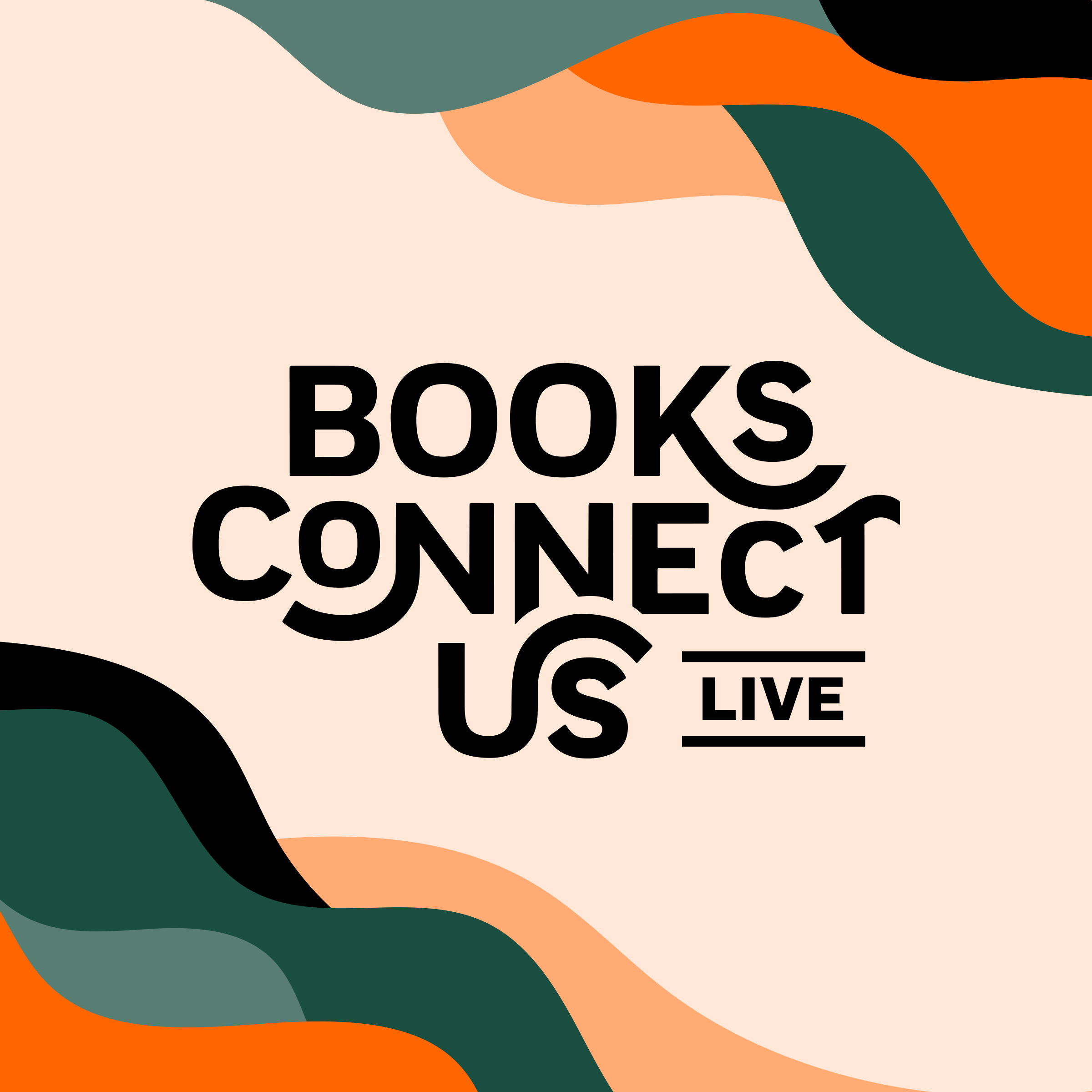 Books Connect Us Live 5/4-5/17