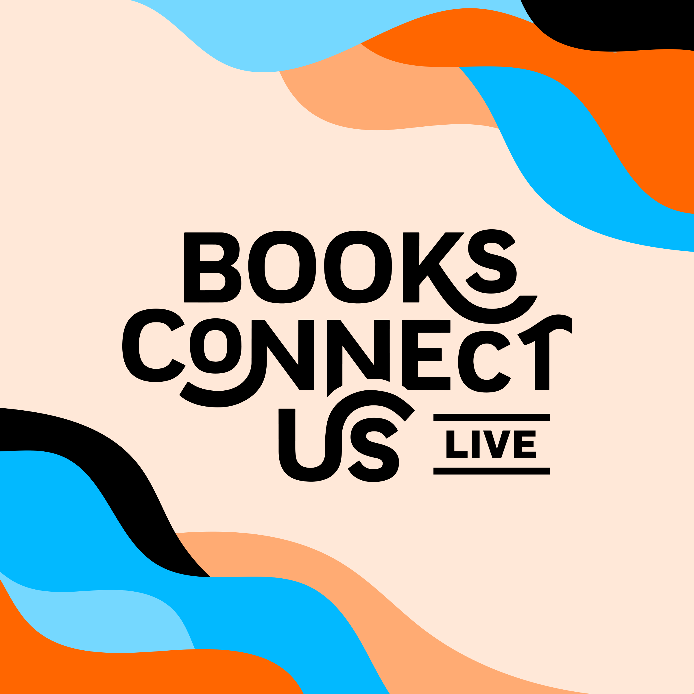 Books Connect Us Live 5/18-5/31