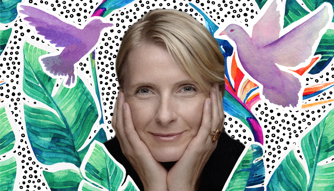 A conversation on coping and creativity with Elizabeth Gilbert.