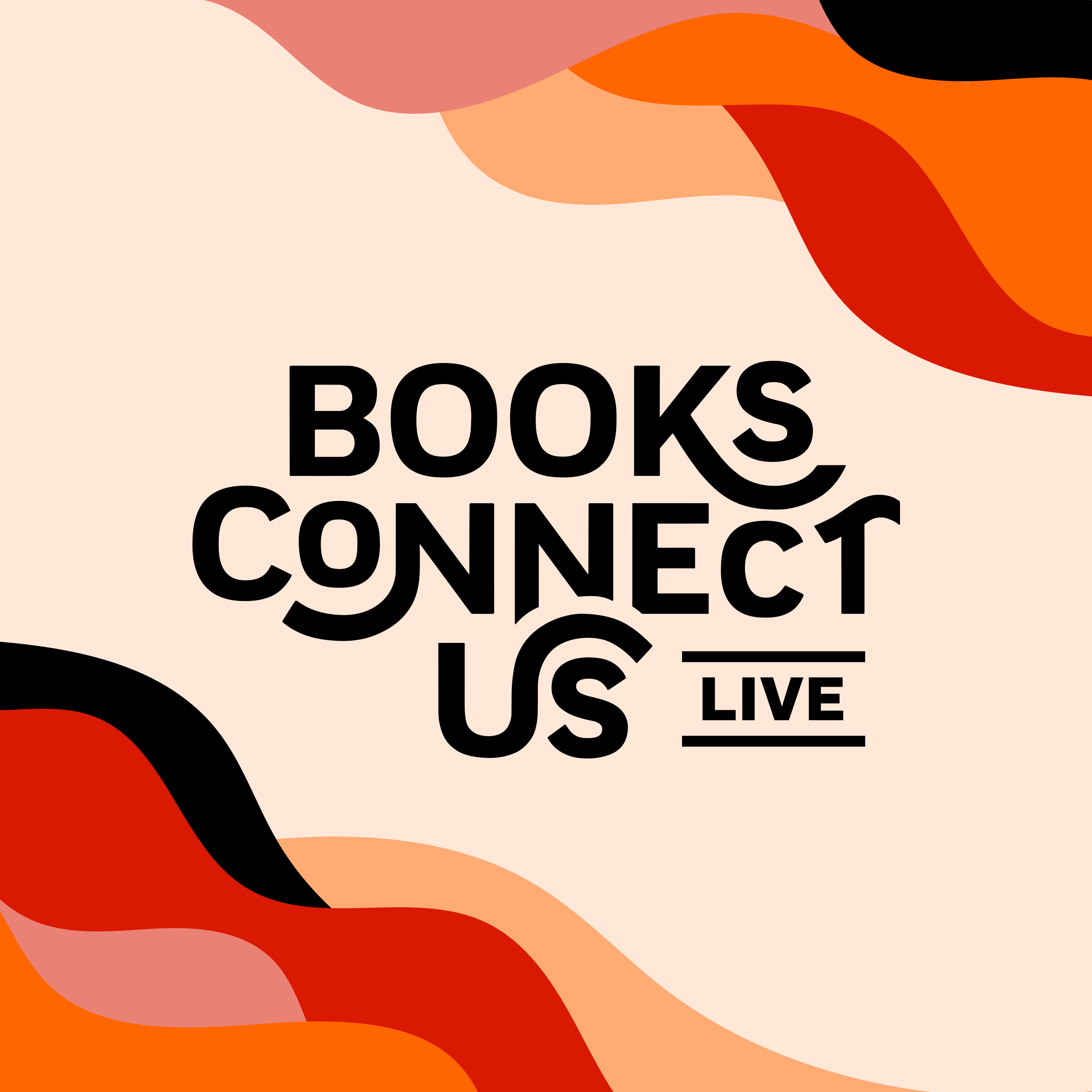 Books Connect Us Live 10/19-11/1