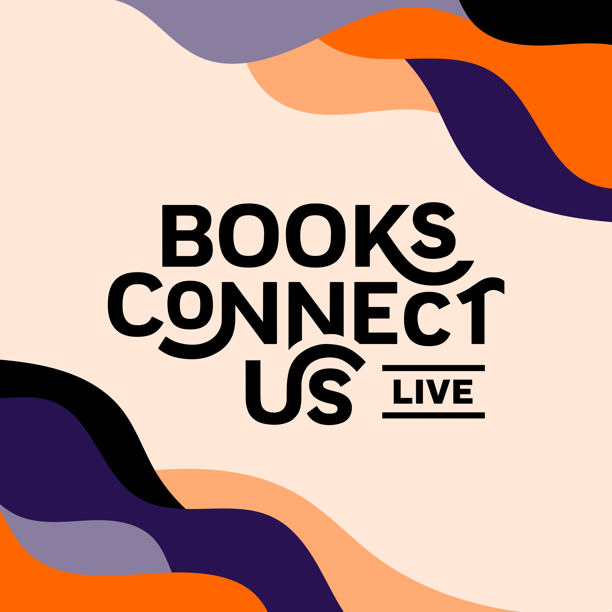 Books Connect Us Live 9/7-9/20