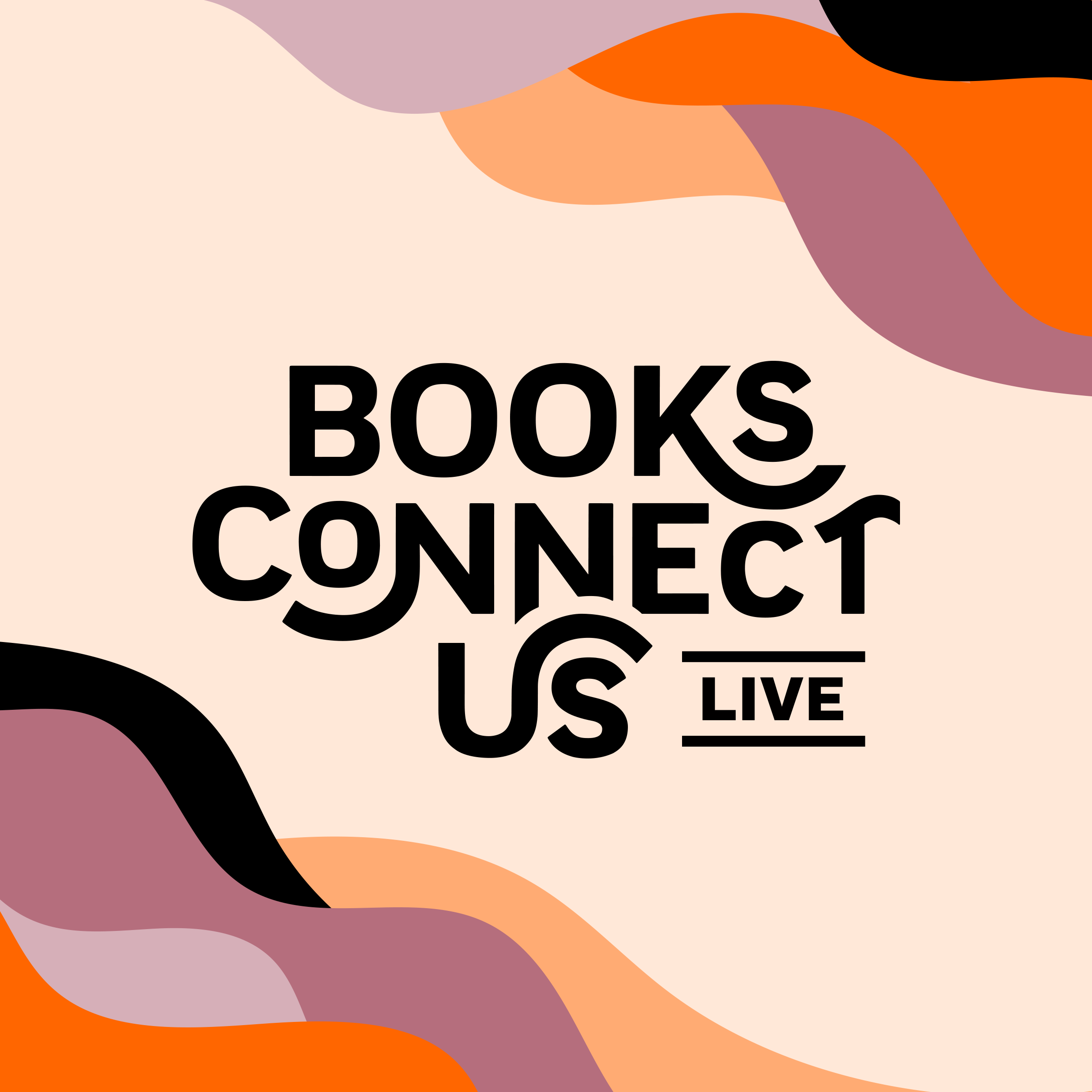 Books Connect Us Live 9/21-10/4
