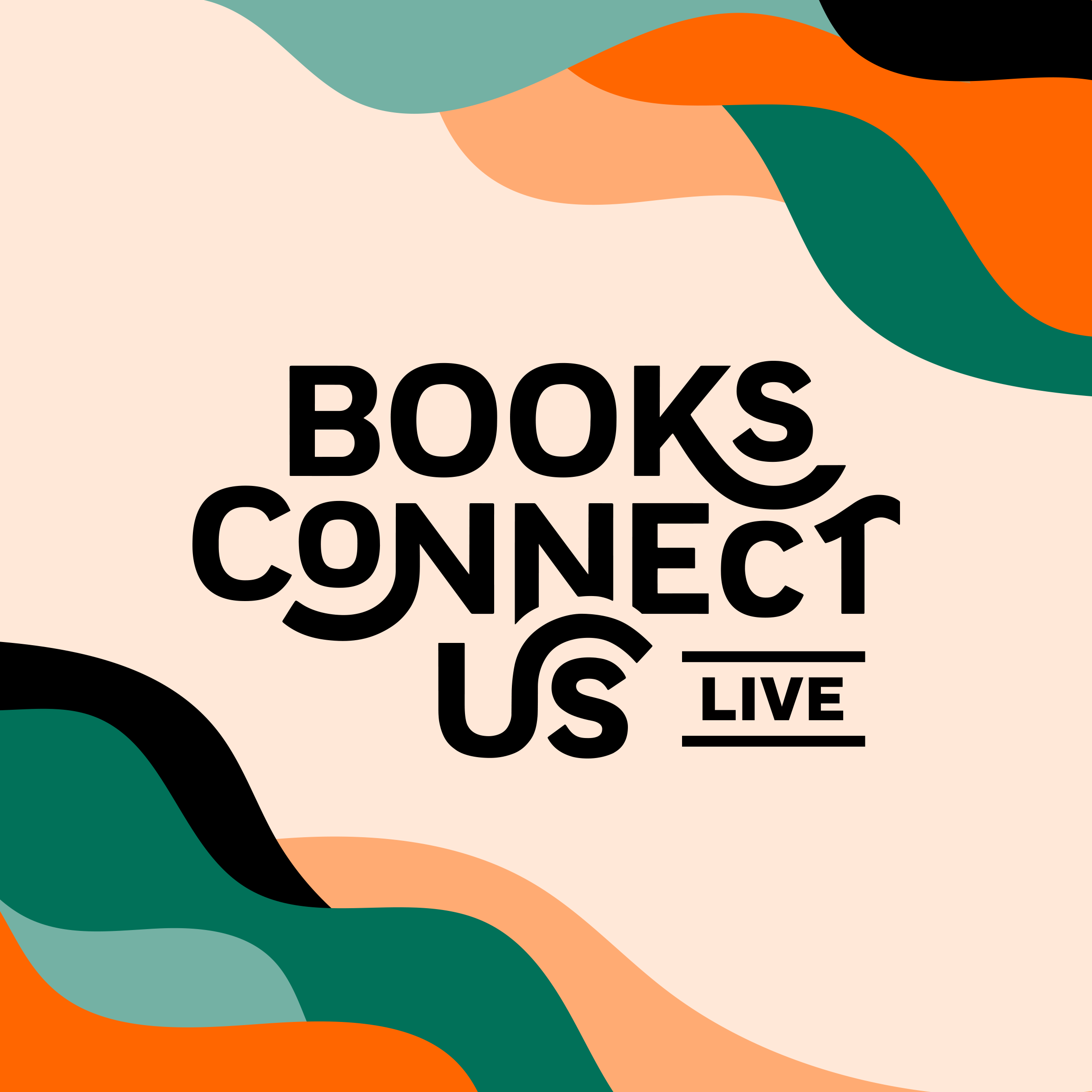 Books Connect Us Live 6/15-6/28