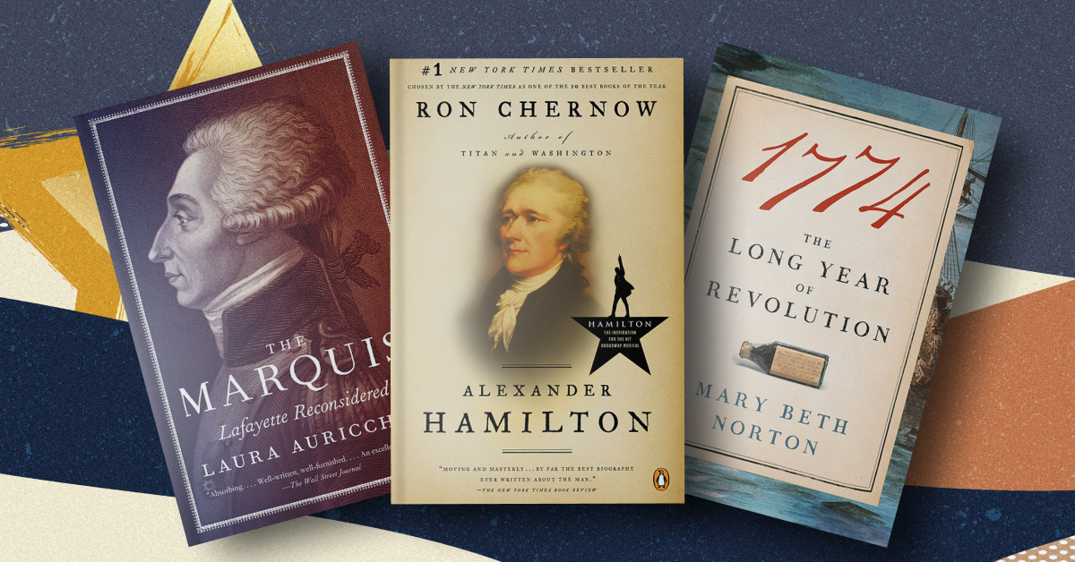Discover the Hamilton Biography Behind the Musical