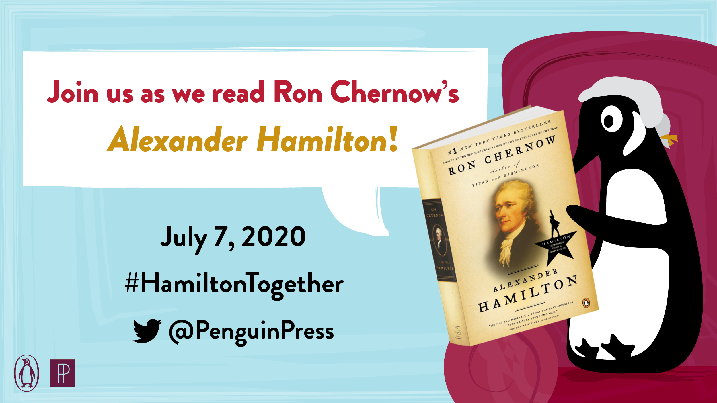 Hamilton Read-Along