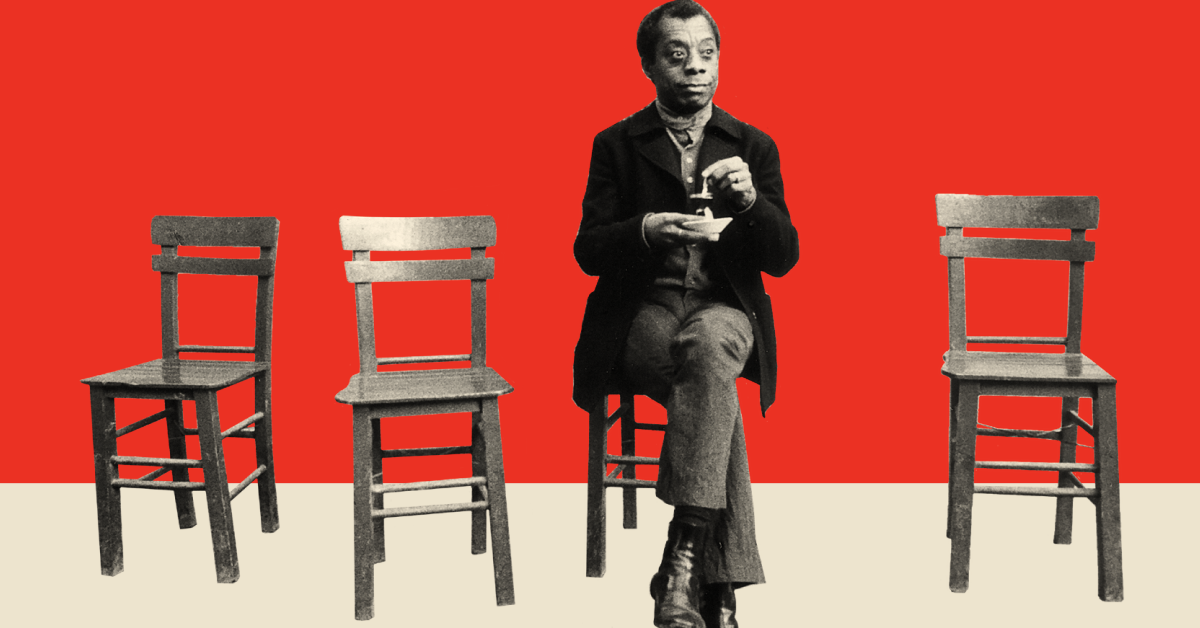 Eddie S. Glaude Jr. Explores the Legacy of James Baldwin