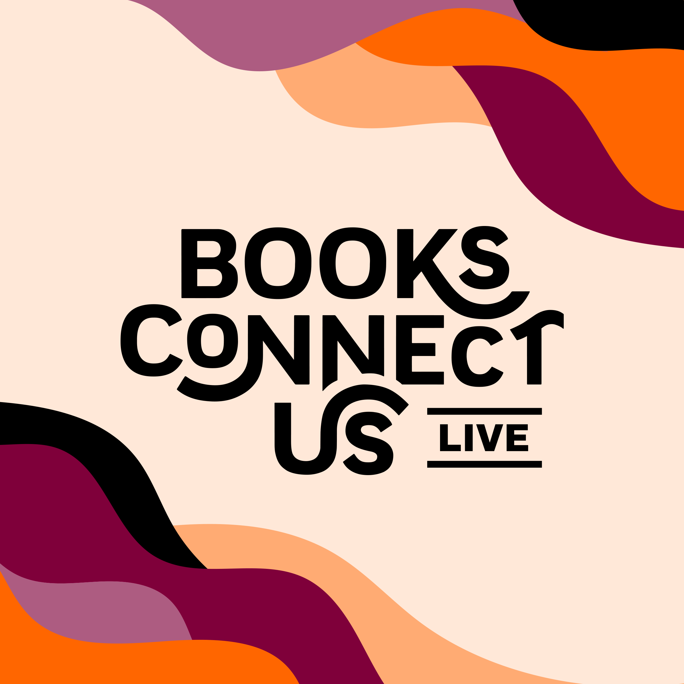 Books Connect Us Live 7/13-7/26