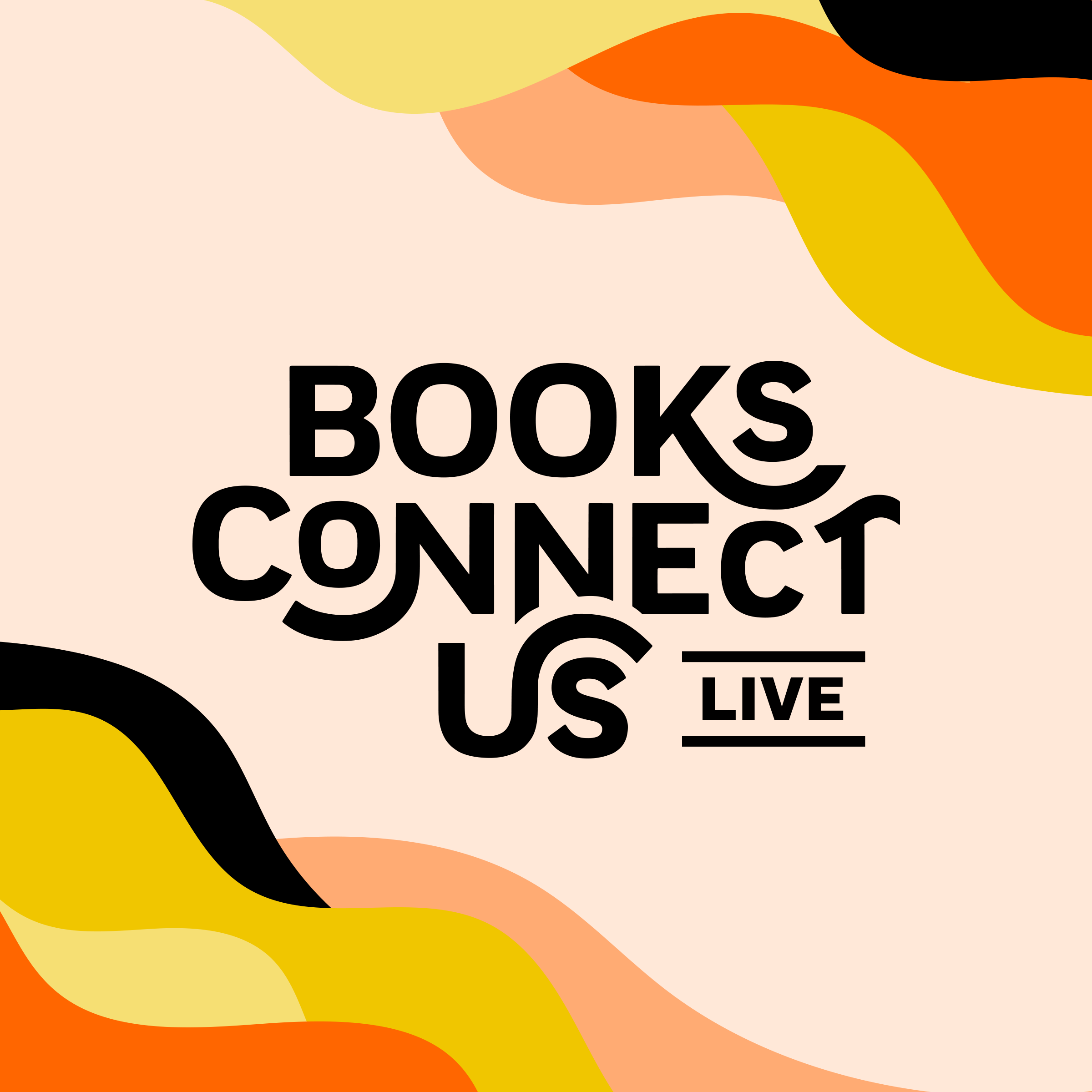 Books Connect Us Live 7/27-8/9