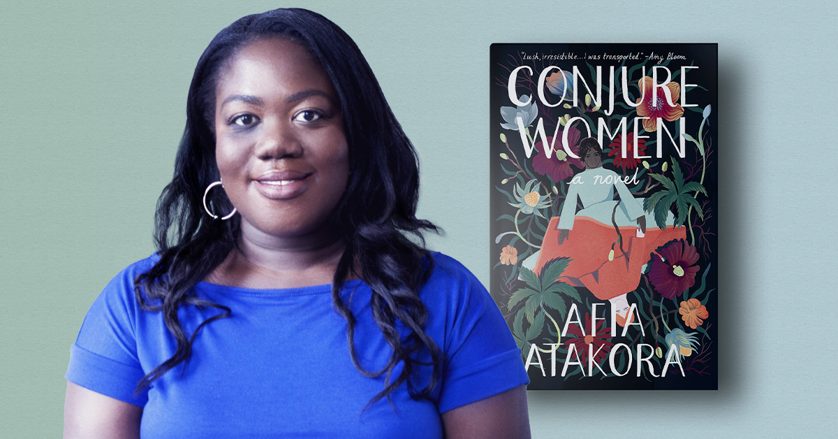 Afia Atakora's Sweeping Historical Novel
