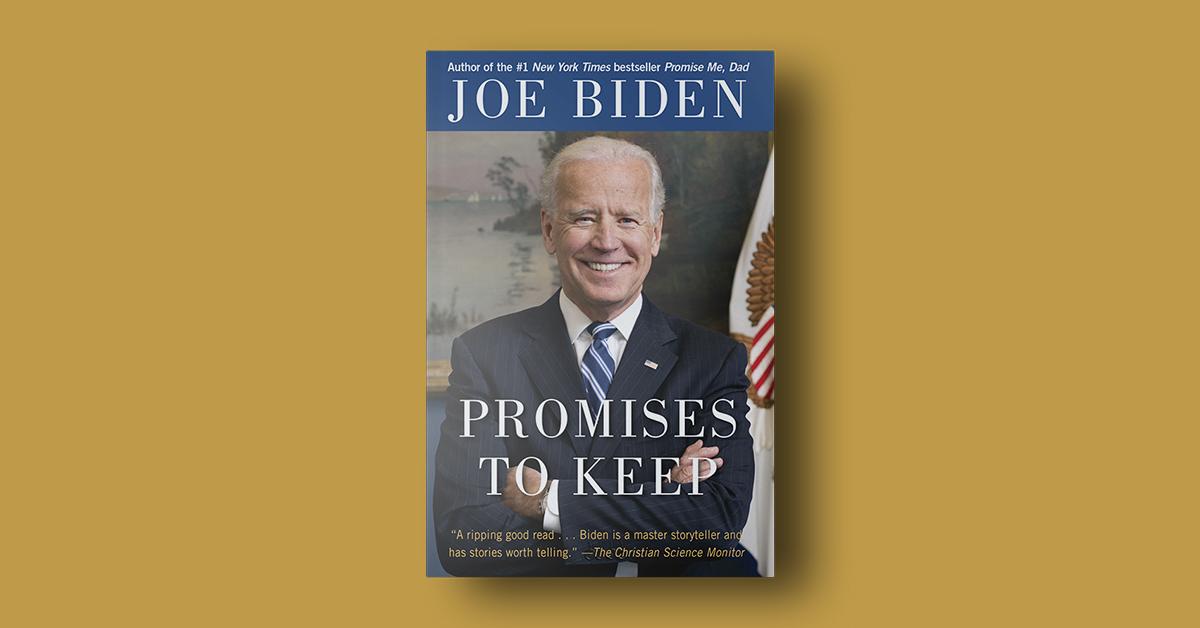 Joe Biden Tells the Story of His Extraordinary Life
