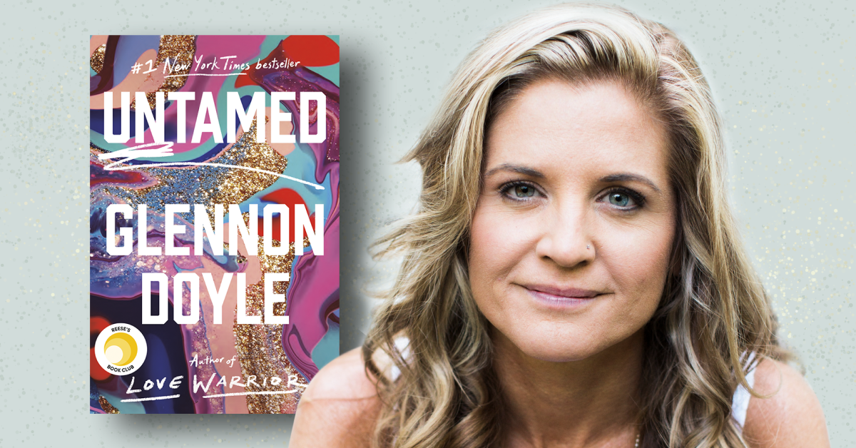 Glennon Doyle on Coping and Finding Joy