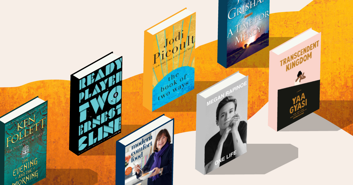 Pick Up Our Most Anticipated Books for Fall