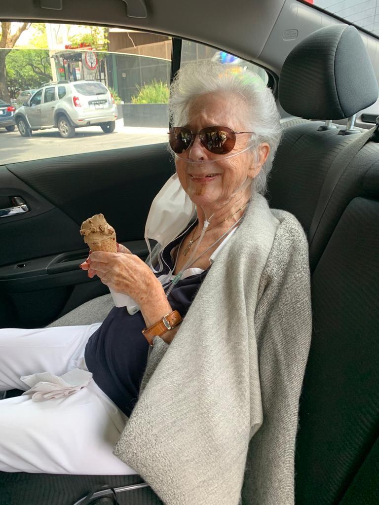 Fany's grandmother Ana 1