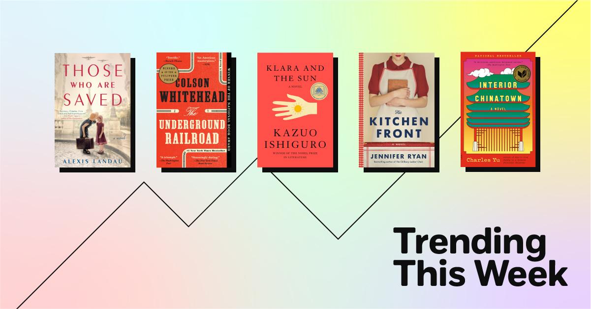 Trending Books This Week
