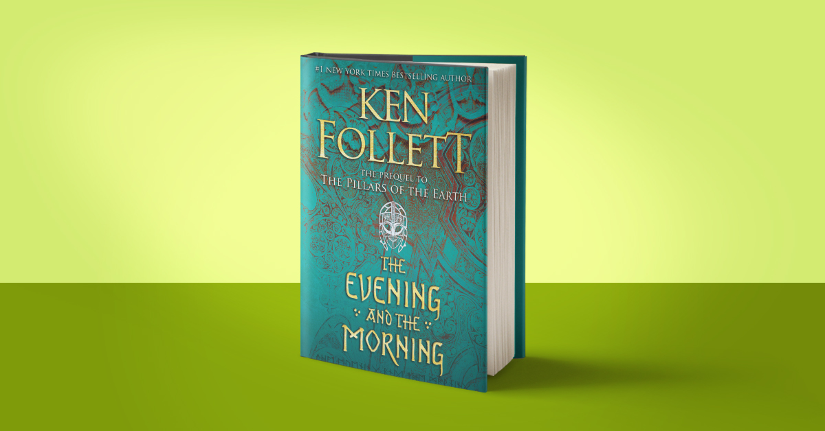 A Thrilling New Novel from Ken Follett