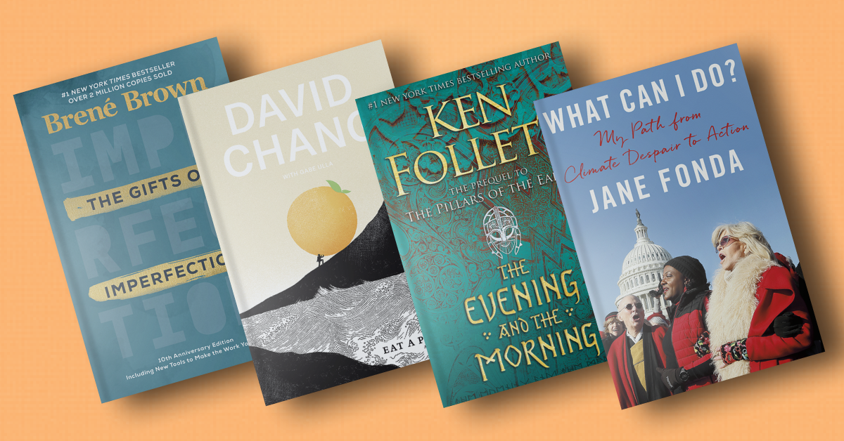 The Biggest Books of the Month