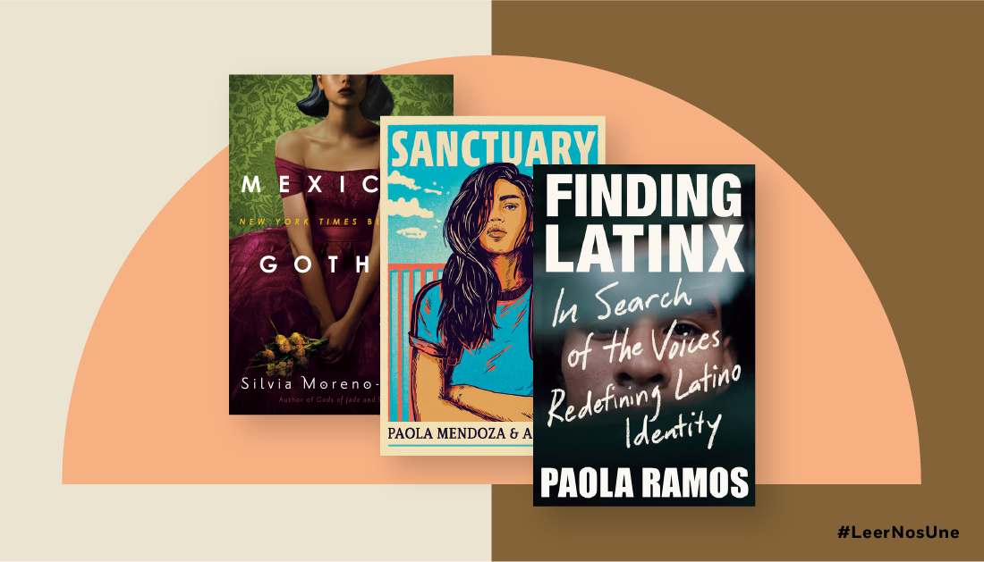 Discover Books for Latinx Heritage Month
