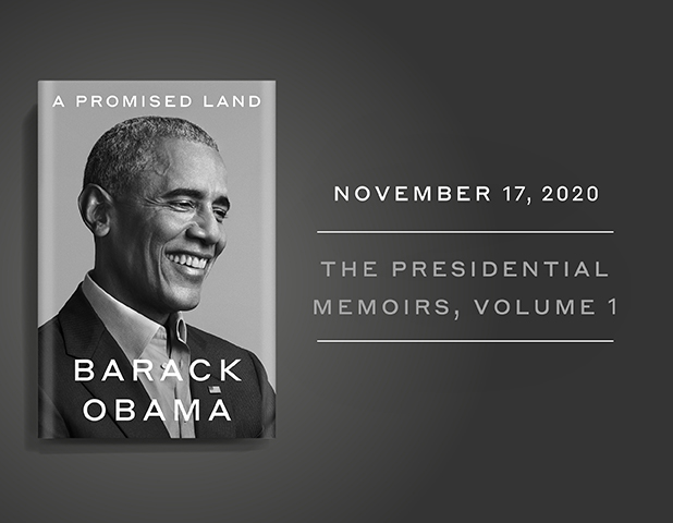 A Promised Land, First Volume of Barack Obama's Presidential Memoirs