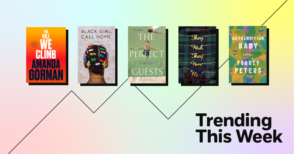 Trending Books This Week