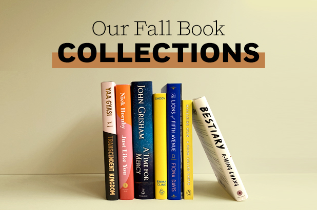 Our Fall Book Collections