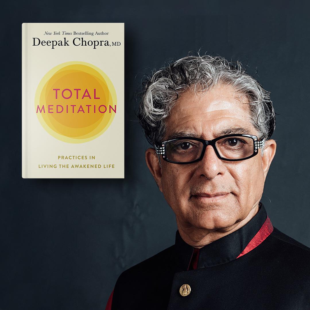 Deepak Chopra Essay