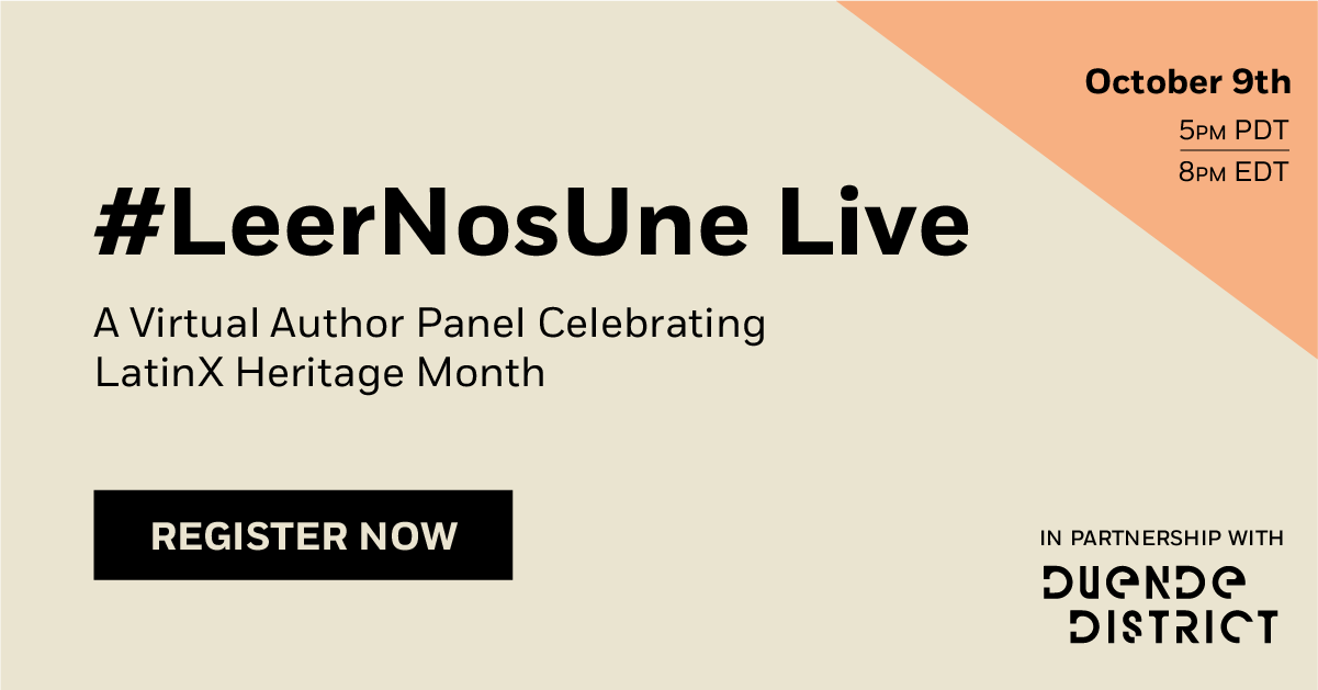 Join Latinx Authors for a Virtual Panel