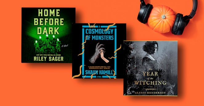 Chilling Audiobooks for a Haunting Halloween