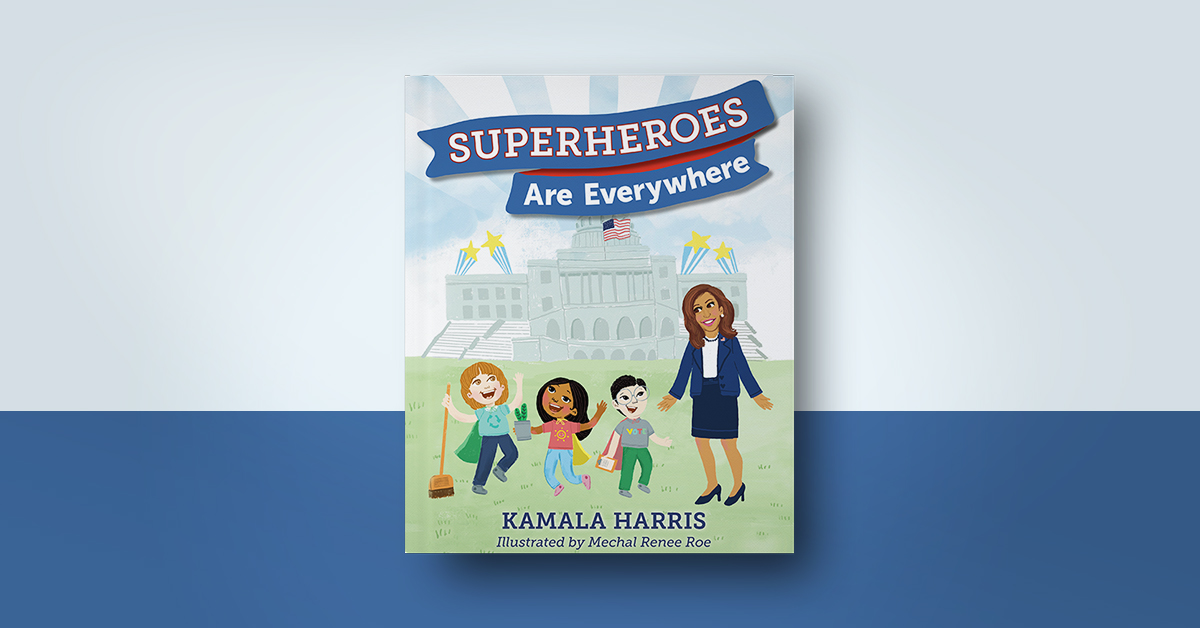 Vice President-Elect Kamala Harris' Empowering Book for Kids