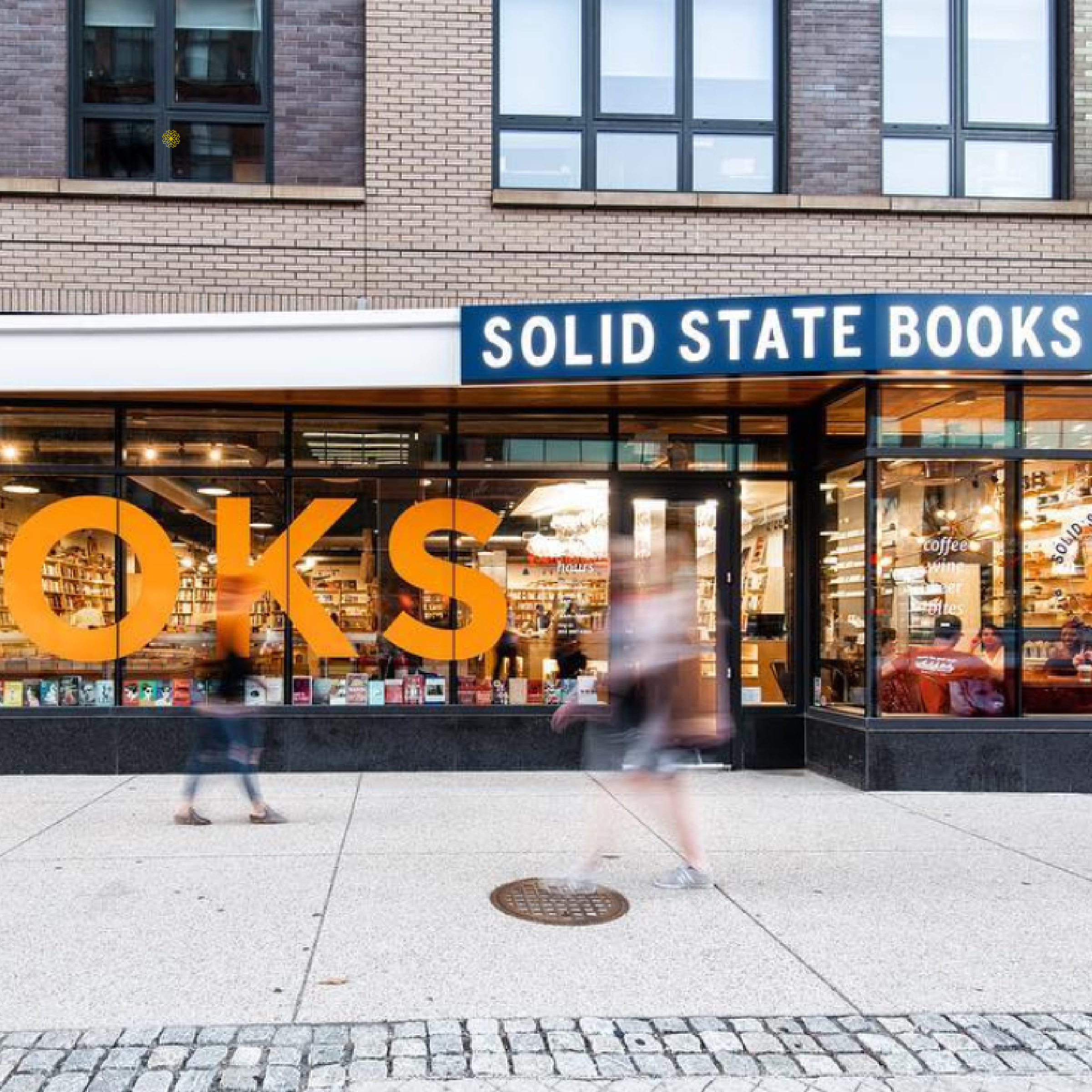 Spotlight on Solid State Books