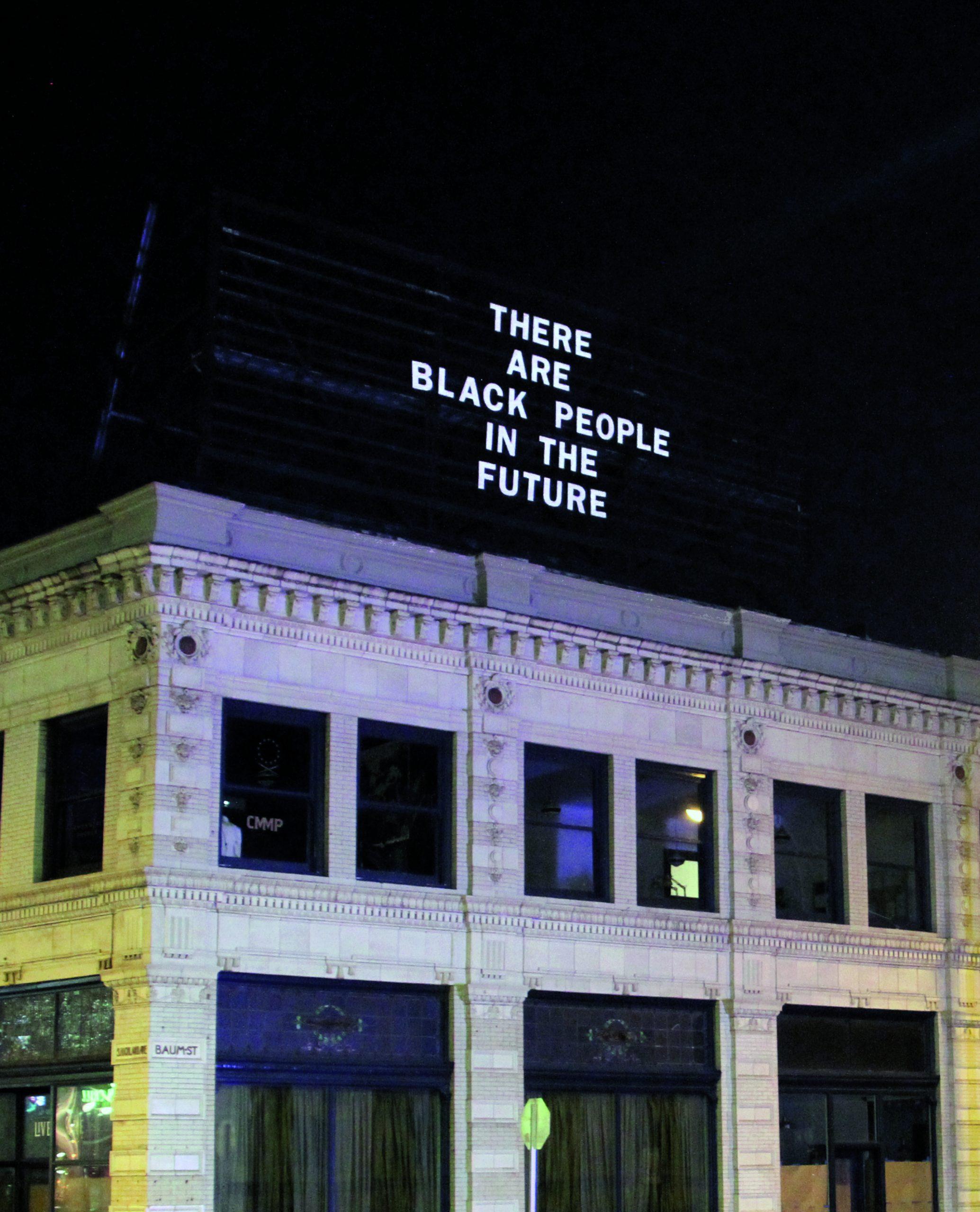 The Last Billboard (Jon Rubin project 2009-2018), Courtesy of the Artist Alisha B. Wormsley 1
