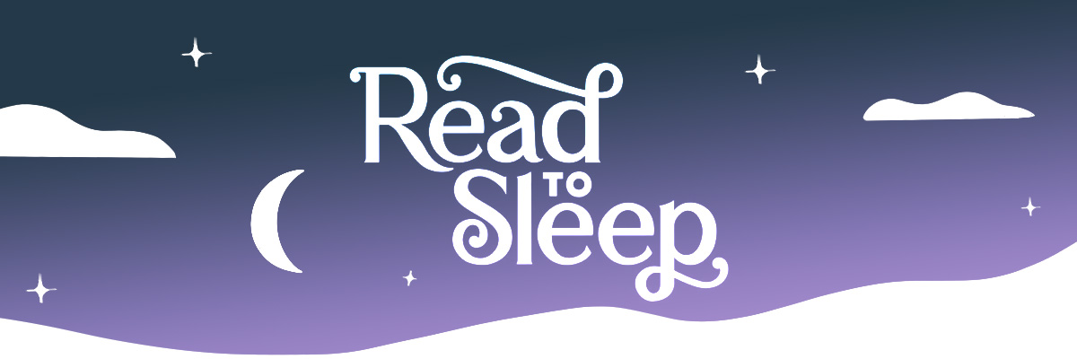 Read your way to better sleep