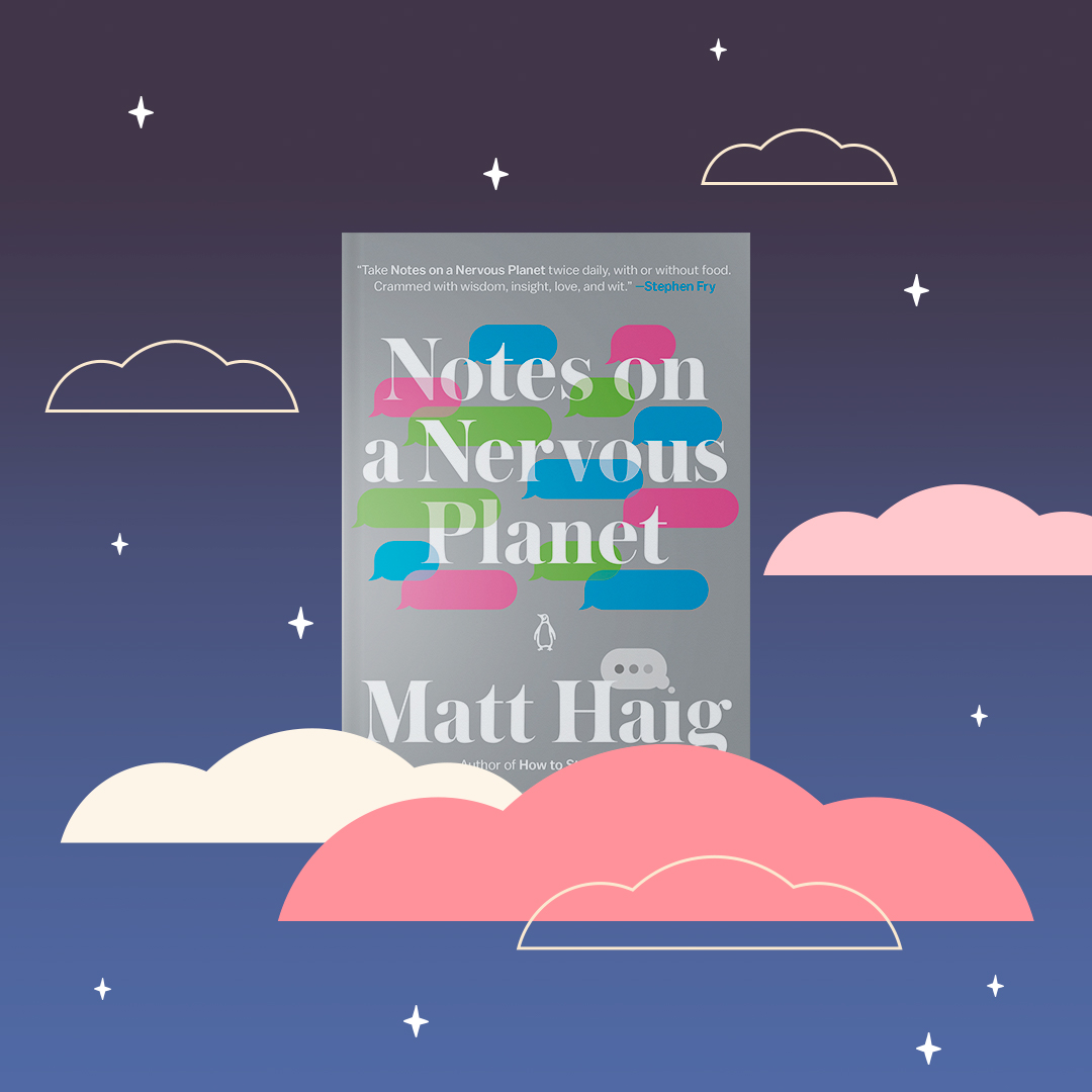 Notes on a Nervous Planet Excerpt