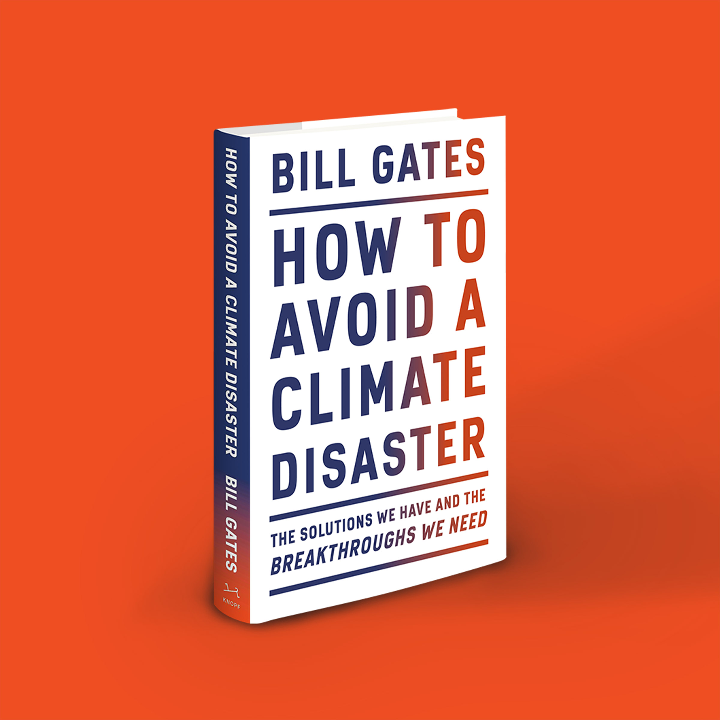 How to Avoid a Climate Disaster Excerpt