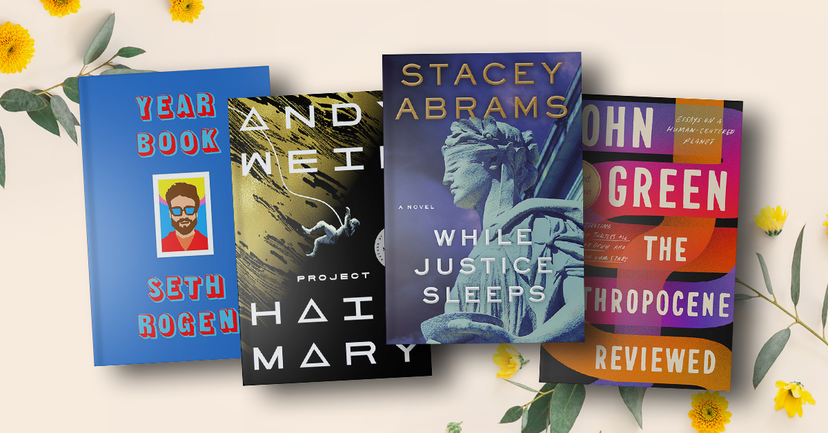 The Biggest Books of May