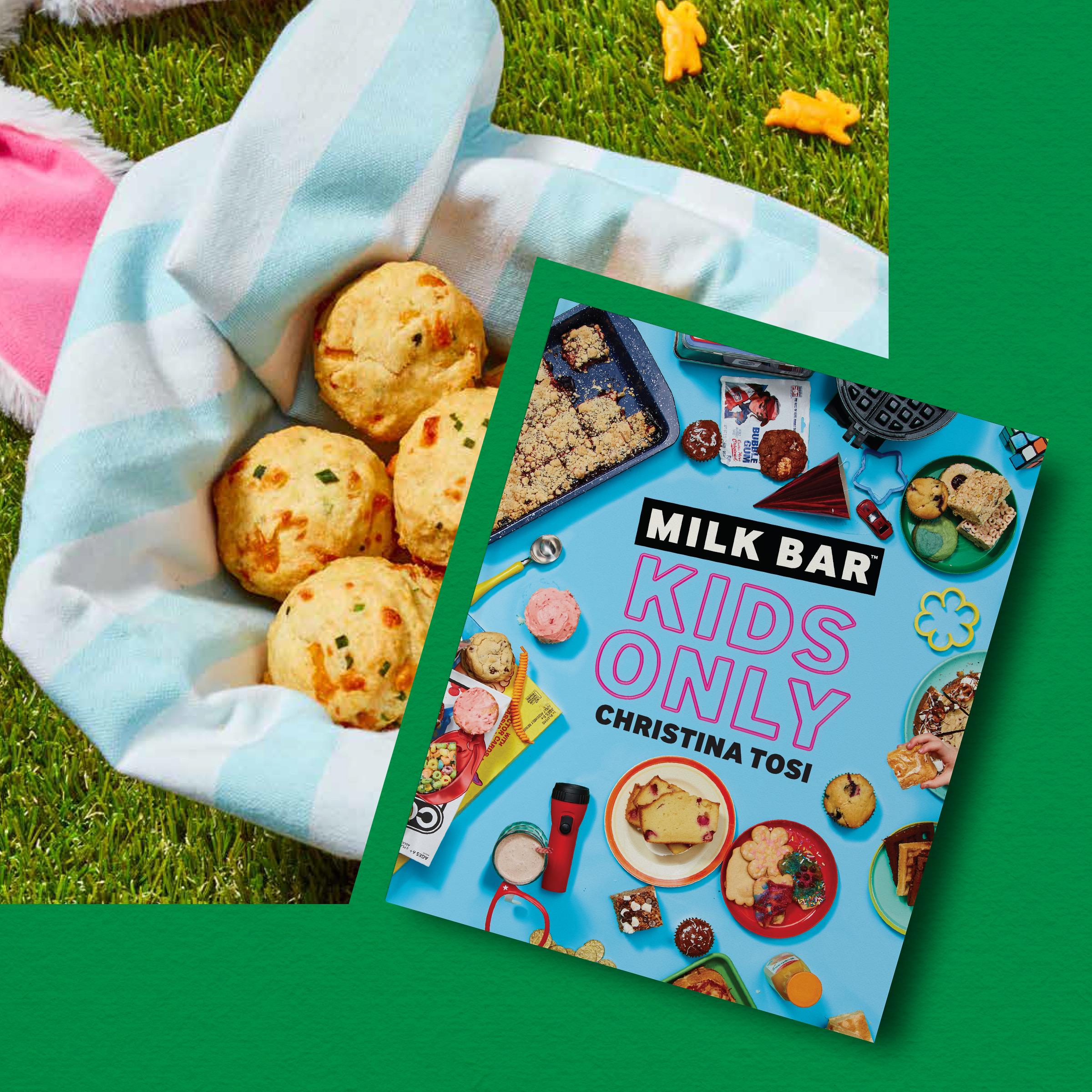 Milk Bar Biscuit Recipe