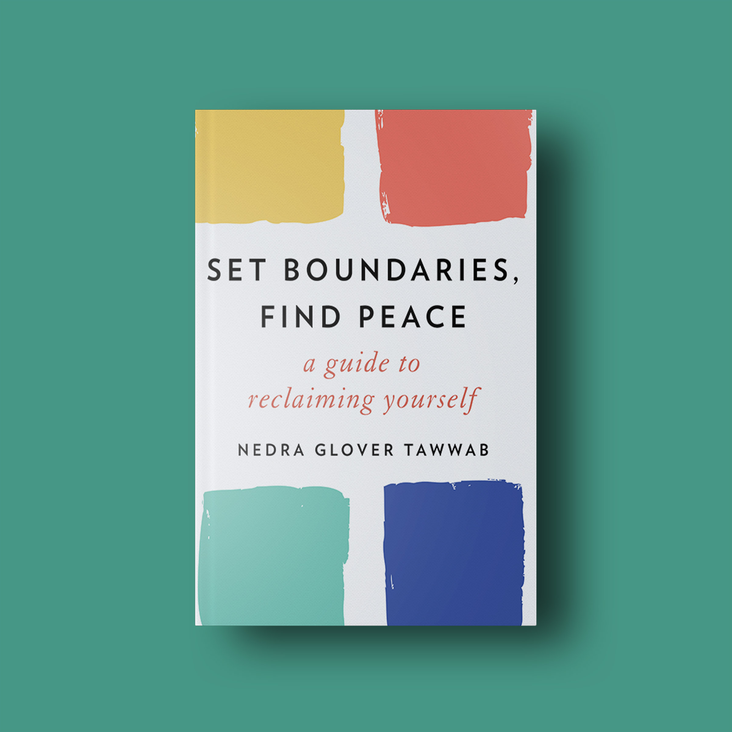 Set Boundaries, Find Peace  Excerpt