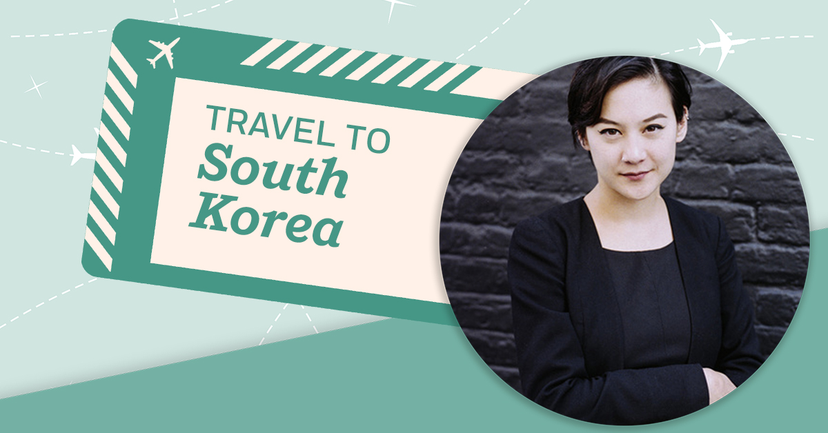 South Korea with Michelle Zauner