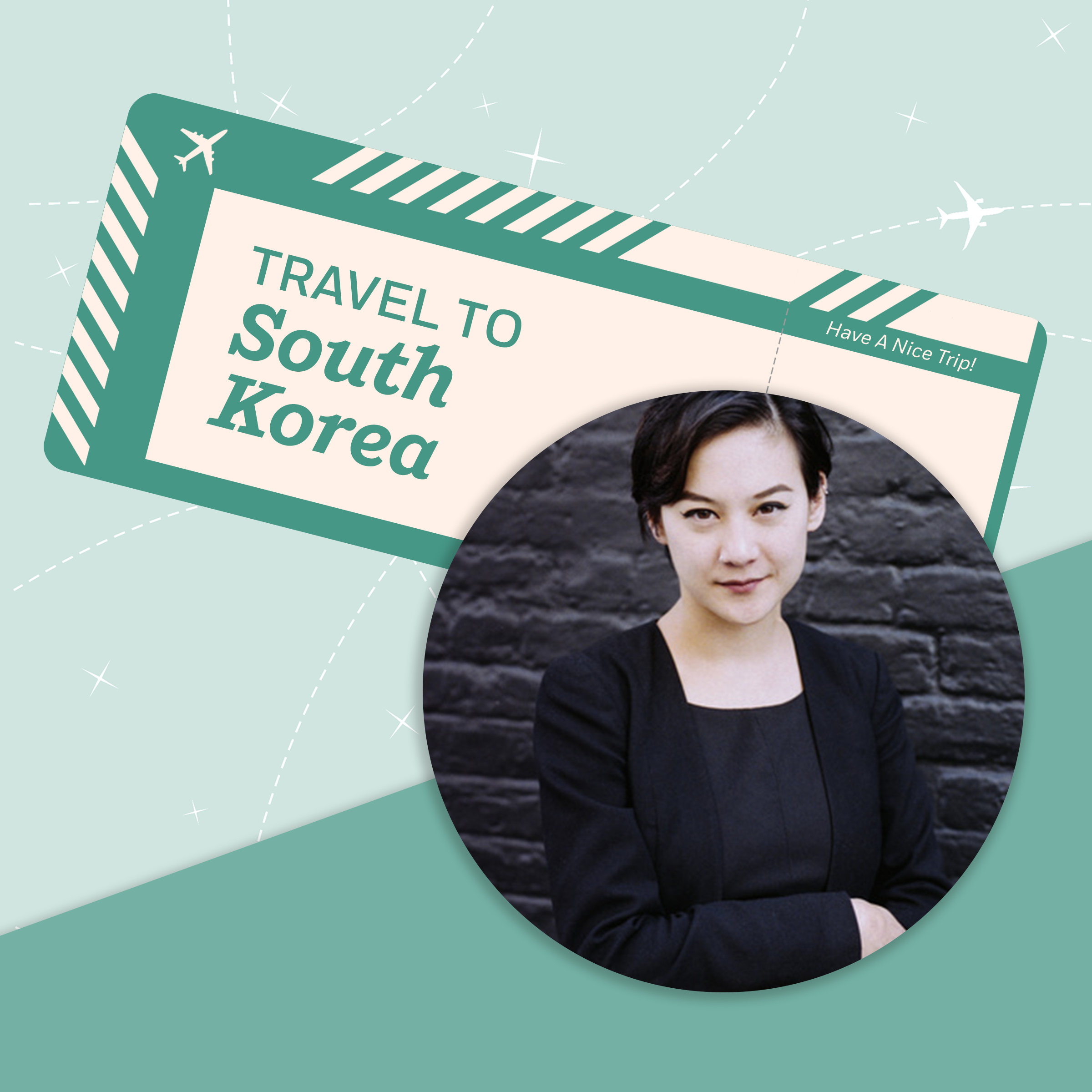 Travel to South Korea with Michelle Zauner