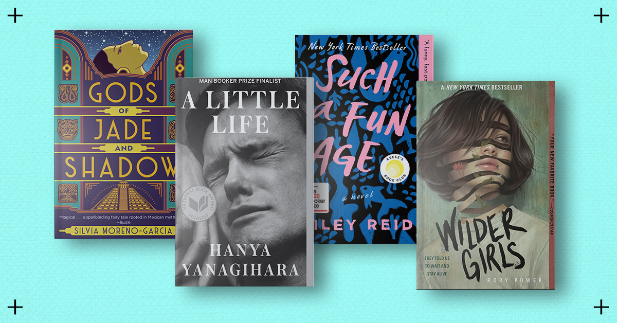 Step into the world of #BookTok with these fan favorites.