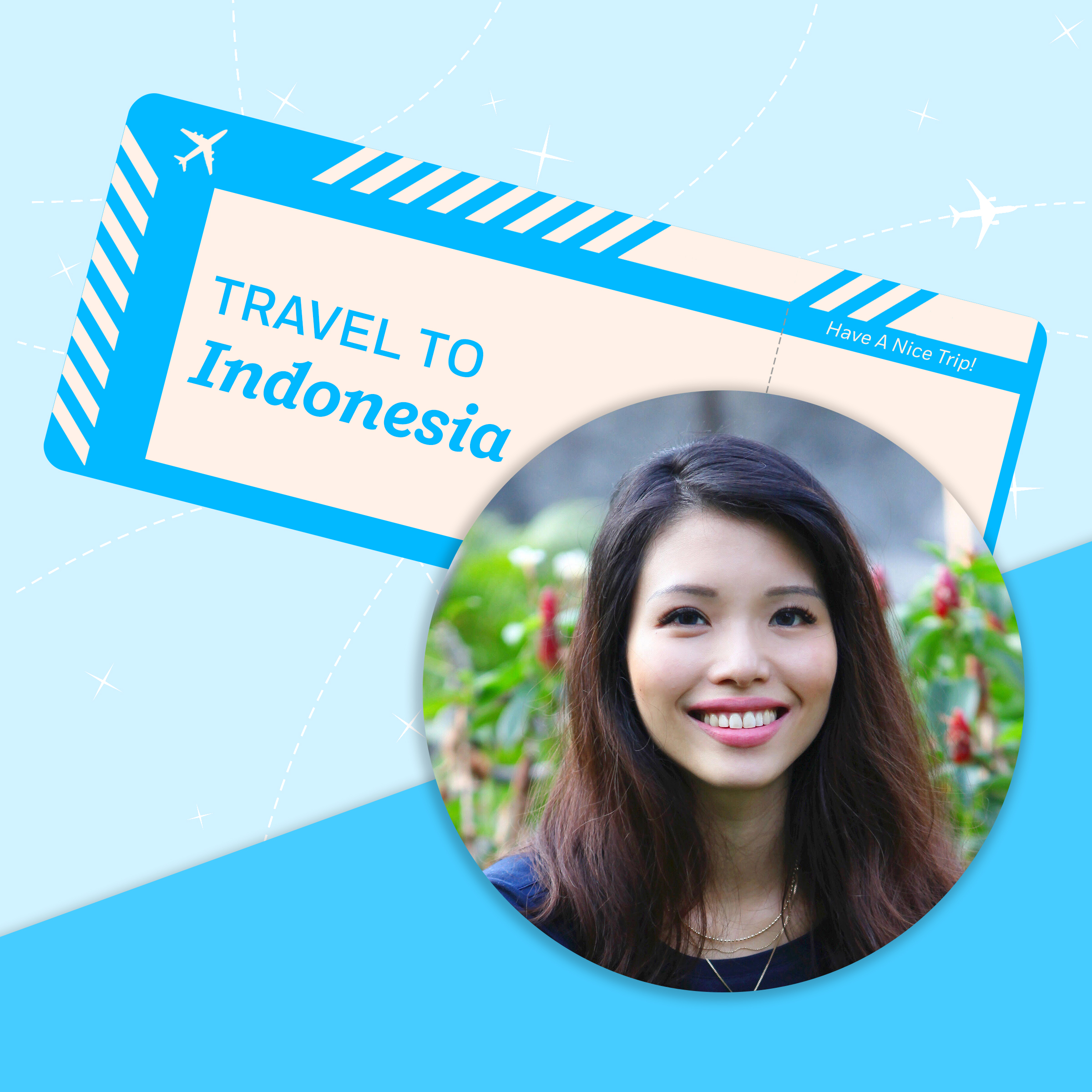 Travel to Indonesia with Jesse Q. Sutanto