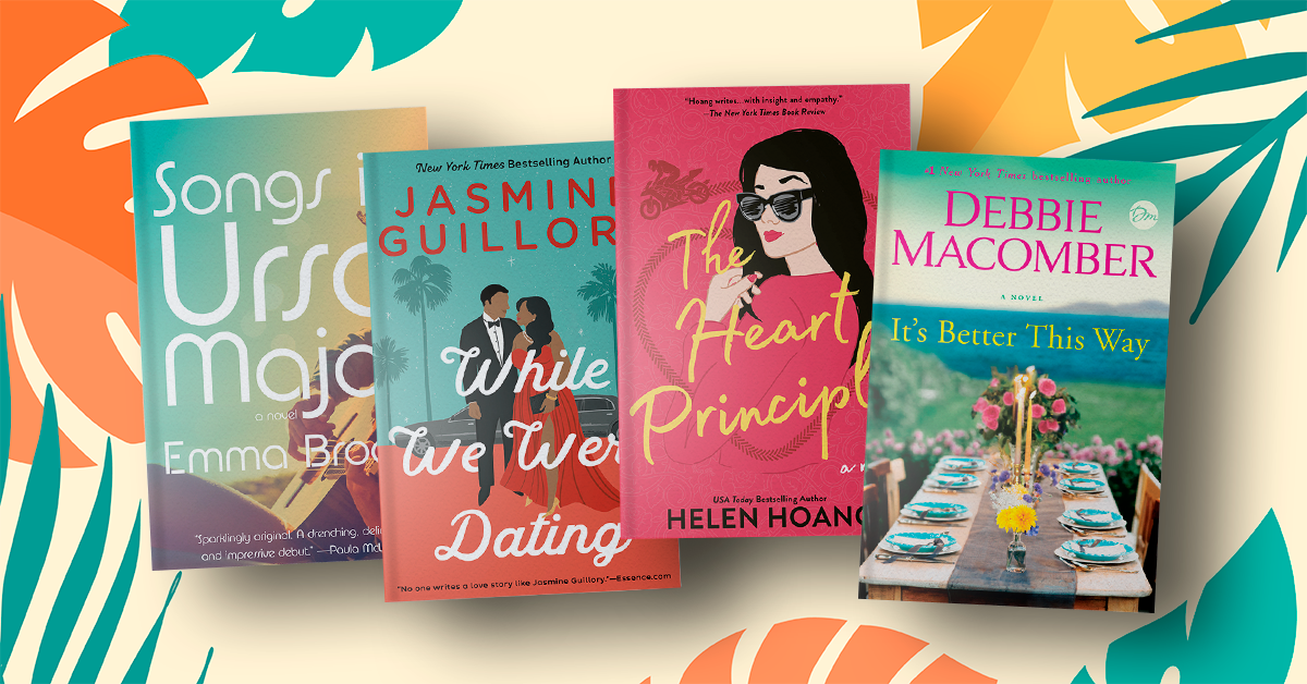 Discover the best reads for all your binge-y summer needs.