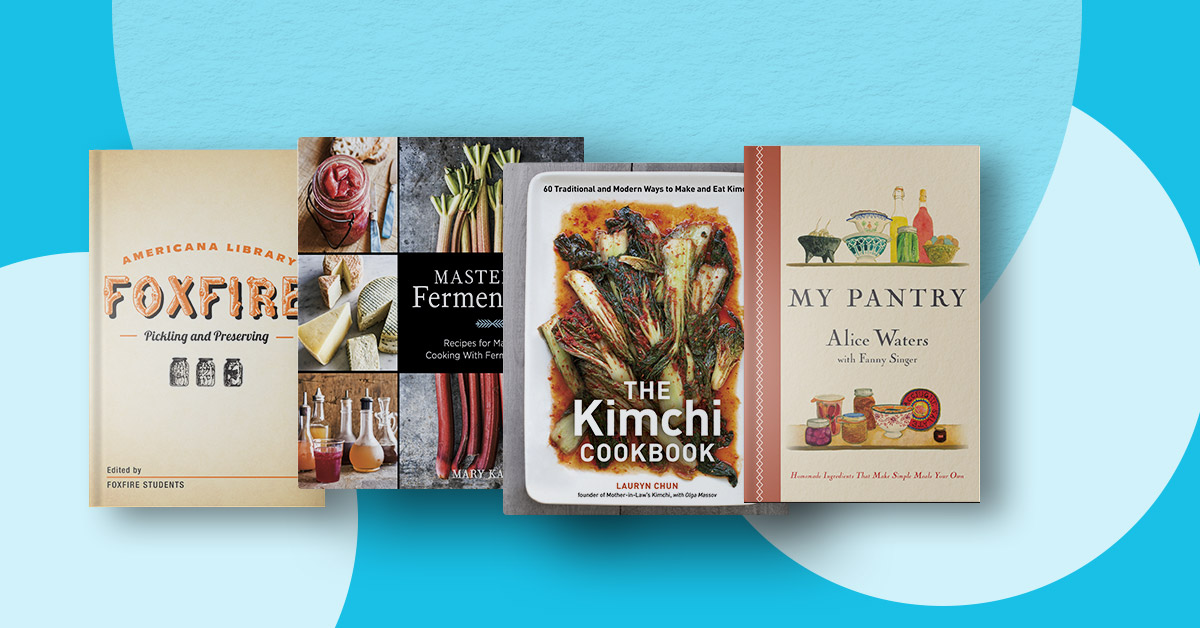 Cookbooks about pickling