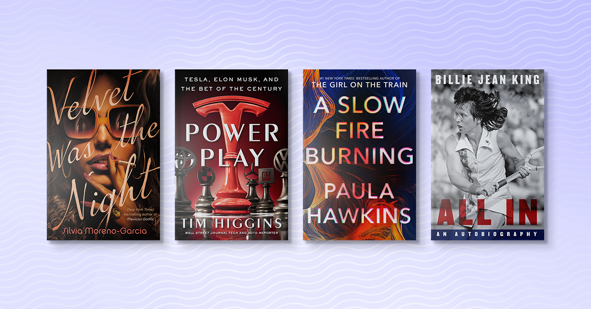 The Biggest Books of August