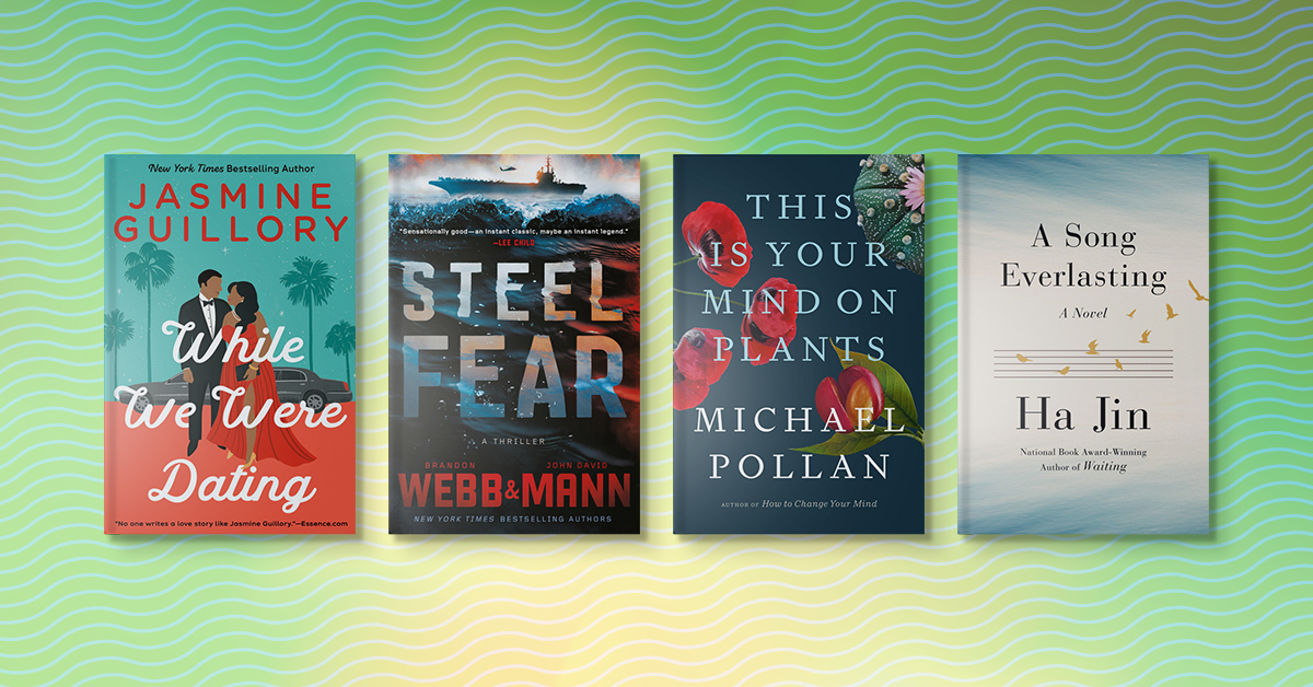 The Biggest Books of July