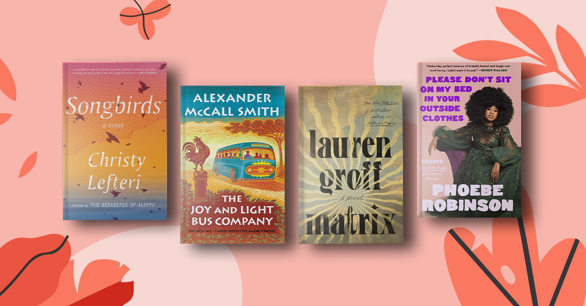 Your Fall Book Club Preview
