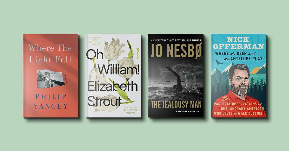 The Biggest Books of October